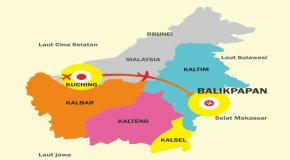 Flights to Balikpapan from KK, Kuching Soon